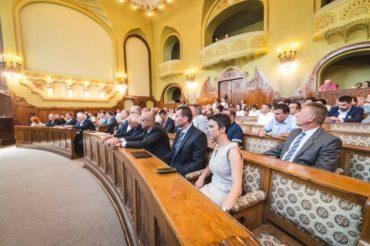 Péter Ferenc lett a megyei önkormányzat elnöke