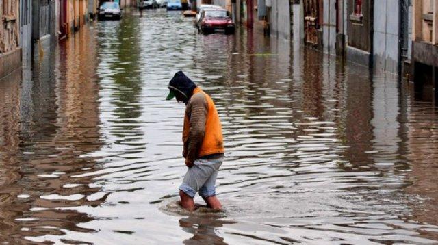 Sárga jelzésű árvízriadó lesz az ország tíz megyéjében, narancssárga jelzésű figyelmeztetés a Dunán és a deltában