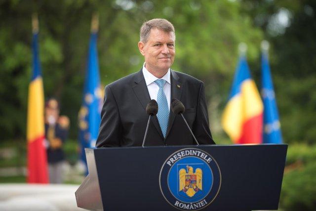 Iohannis: Románia elkötelezett marad az európai projekt mellett