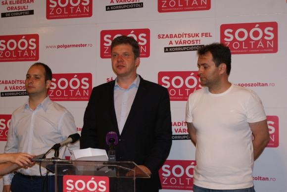 Soós Zoltán elismerte vereségét