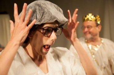 A Spectrum Színház utolsó előadása a 2015-2016-os évadban, mesejáték BEMUTATÓ