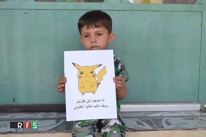 Meghökkentő képsorokkal üzennek a vilgnak a szíriai gyerekek