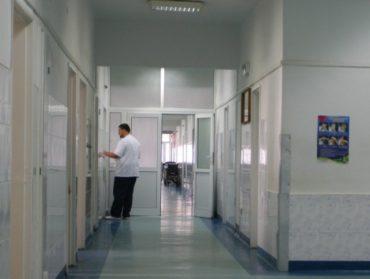 Bezárt a Segesvári Kórház tüdőgyógyászati osztálya