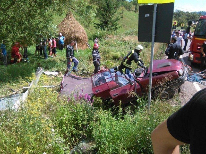 Tragikus kimenetelű baleset történt a maros megyei Nyágrán
