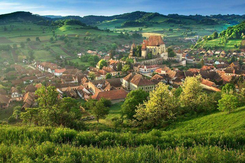Az erdélyi falucska, amely olyan, mintha egy Disney-filmből ragadták volna ki!