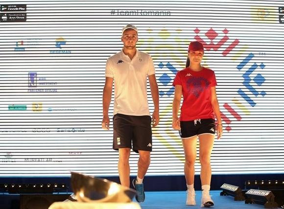 A román olimpikonok sportruházata ügyében nyomoz a rendőrség