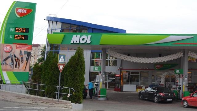 Tizenhat százalékkal nőttek a Mol Románia eladásai az első fél évben