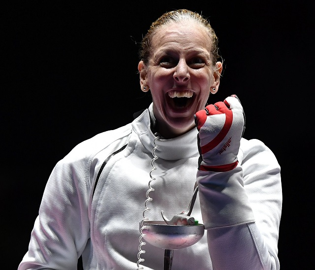 Megvan az első MAGYAR ARANY a riói olimpián!