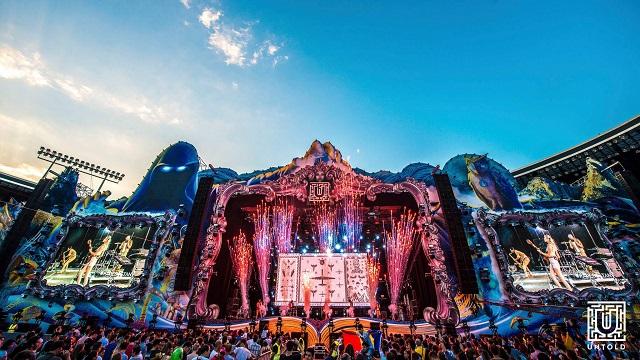 Több tízezer ember tombolt az Untold Fesztivál első napján