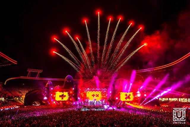 23 millió eurót költöttek el a résztvevők az idei Untold fesztiválon, ahol Emil Boc is jelen volt