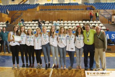 Taroltak a bolyais diákok az Erdélyi Magyar Középiskolás Sportolimpián