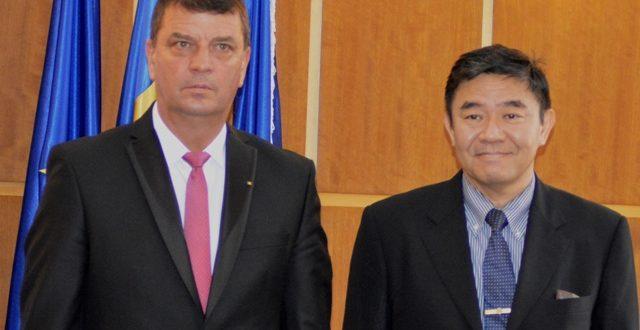 Japán befektetők vetettek szemet Maros megyére