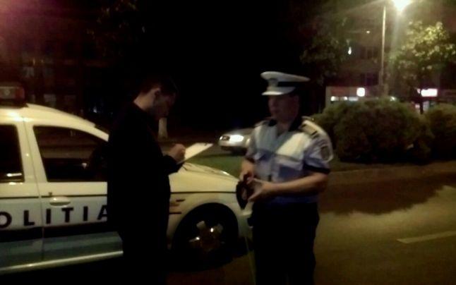 Gyalogost gázolt szolgálat közben egy román közlekedési rendőr