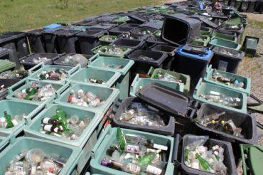 Húsz tonna hulladékot gyűjtöttek össze szombaton az önkéntesek Maros megyében