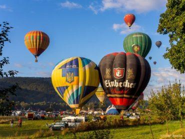 Hétvégén rendezik a 12. Hőlégballon Parádét Vármezőn