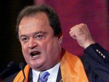 Lemondott párttisztségeiről Vasile Blaga, a román Nemzeti Liberális Párt korrupciógyanúba keveredett társelnöke