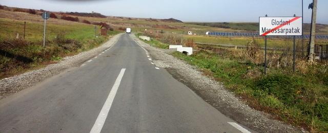 Hivatalosan is átadták a Beresztelke és Marossárpatak közötti megyei út felújított szakaszát