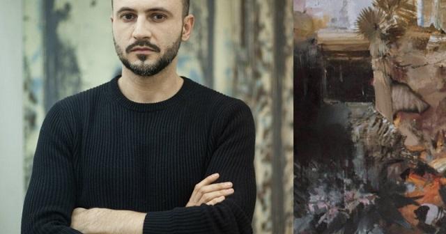 125.000 euróért kelt el az Artmark árverésén Adrian Ghenie Krisztus című festménye