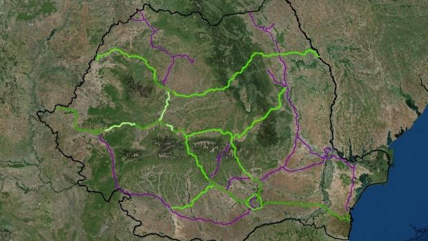 Módosul az észak-erdélyi autópálya útvonala
