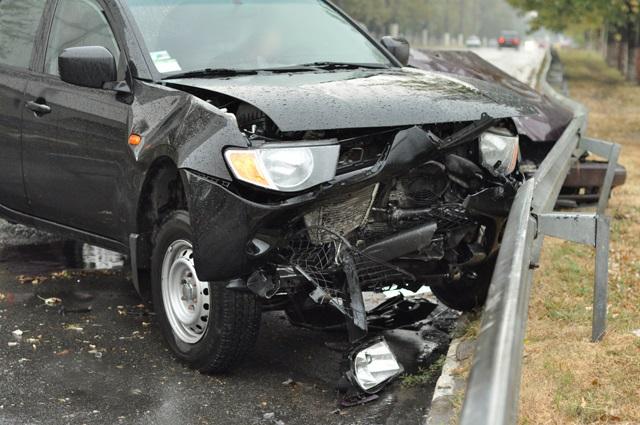 Súlyos közúti baleset történt a Maros megyei Nyárádkarácsonon