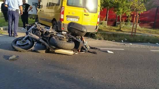 Tragédia Marosszentgyörgyön, balesetben meghalt egy motoros férfi!