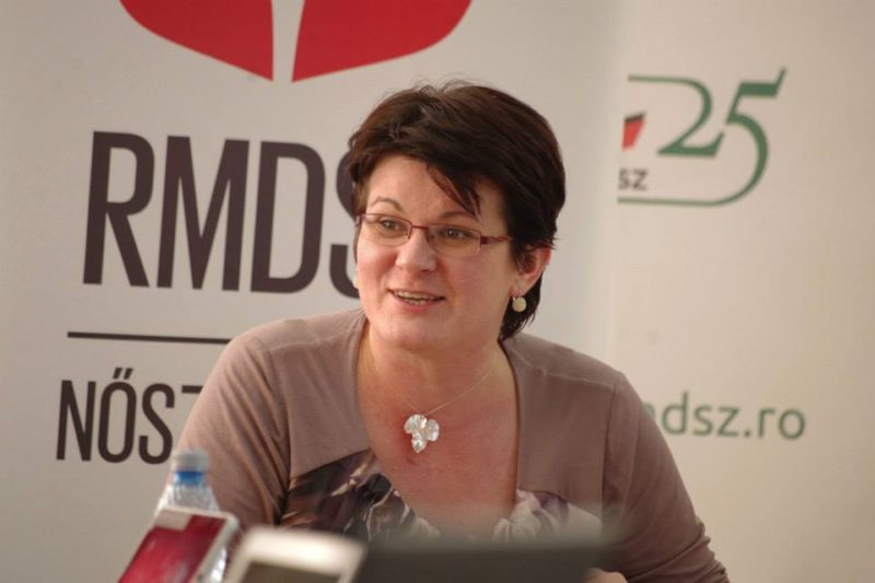 Lemond tisztségéről Horváth Anna, Kolozsvár alpolgármestere