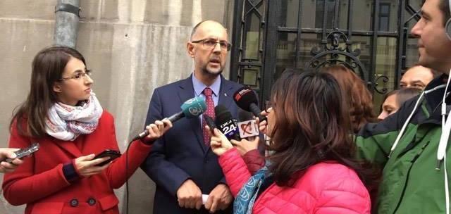 Kelemen Hunor: Általános hazugság, hogy mi tartjuk életben ezt a kormányt