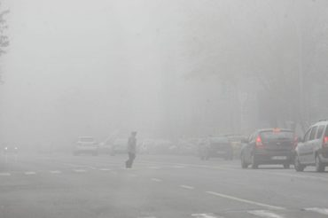 19 megyére adott ki ködriadót az Országos Meteorológiai Igazgatóság