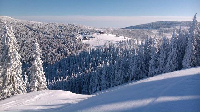 Havazott Székelyföldön, már a hét végén megnyitják a Madarasi Hargita síközpont egyik pályáját