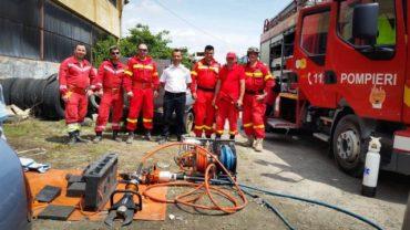 A Maros megyei tűzoltók képviselik az országot a brazíliai világbajnokságon