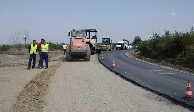 Újabb Maros megyei útszakasz kerül felújításra