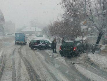Erős szélre, havas esőre és havazásra vonatkozó figyelmeztetést adtak ki a meteorológusok
