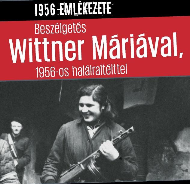 Wittner Mária Erdélybe látogat, Marosvásárhelyen is előadást tart!
