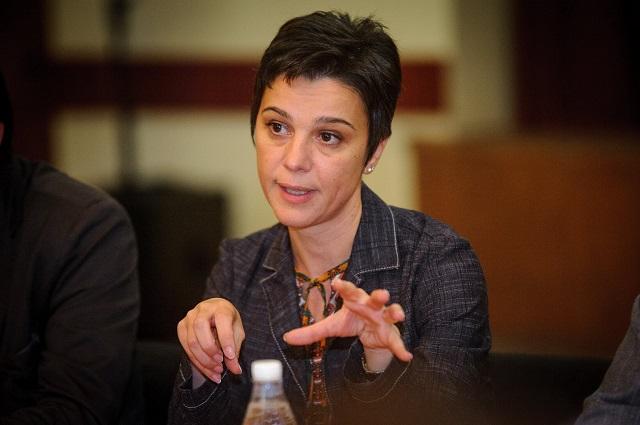 Csép Éva Andrea: a nők elleni erőszak nem lehet magánügy