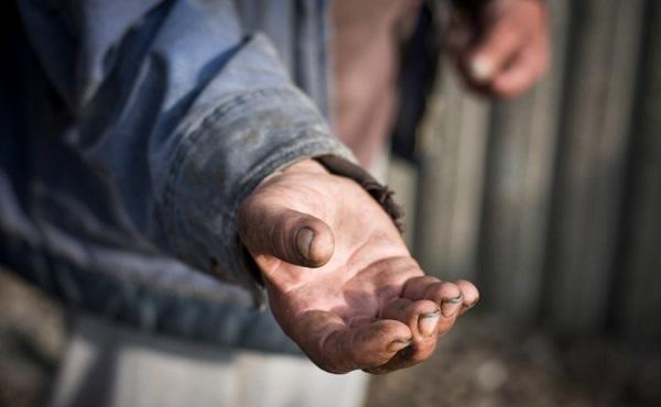 Tartok egy hajléktalan rabszolgát…