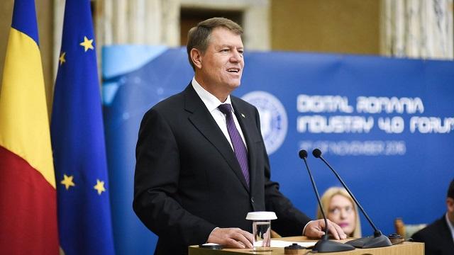 Iohannis: az adócsalás Románia súlyos problémái közé tartozik