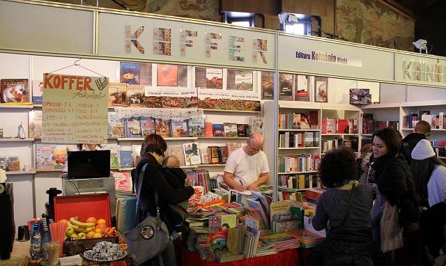 Csütörtökön nyitja meg kapuit a 23. Marosvásárhelyi Nemzetközi Könyvvásár