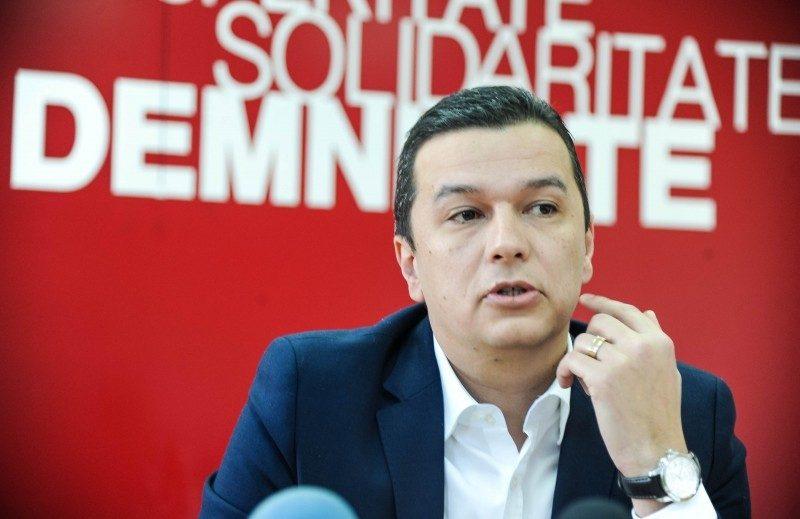 Sorin Grindeanu az újabb javaslata a PSD-nek a kormányfői tisztség betöltésére