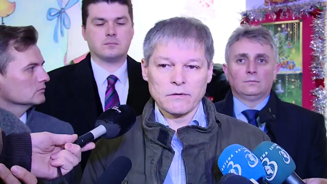 Dacian Cioloş: Az a legfontosabb, hogy minél többen menjenek el szavazni, pártpreferenciától függetlenül