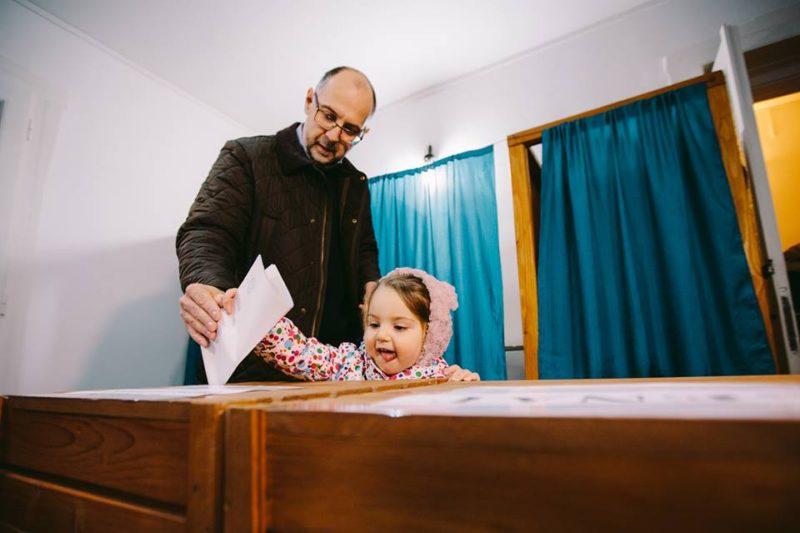 Kelemen Hunor: Az erős képviseletre, erős Erdélyre szavaztam ma