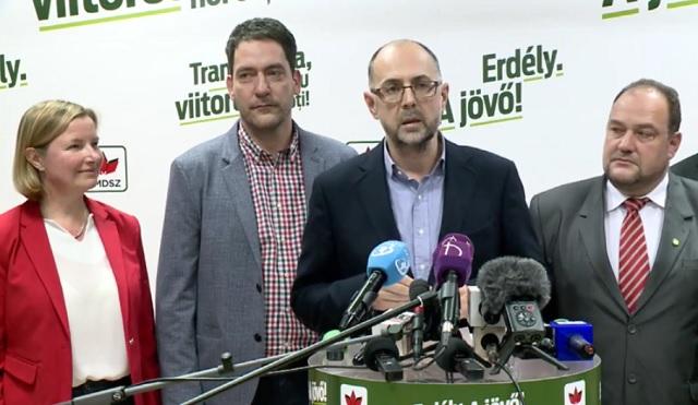 Kelemen Hunor: megfordult a magyar szavazatok apadási tendenciája