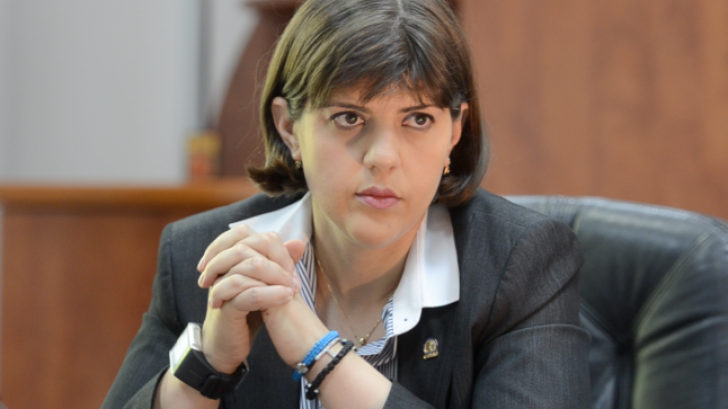 Laura Codruţa Kövesi: Jelenleg nincs politikai akarat a független igazságszolgáltatás biztosítására