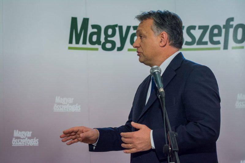 Orbán Viktor: A magyaroknak nincs mit ünnepelniük december elsején, mi őszinték vagyunk a románokkal szemben