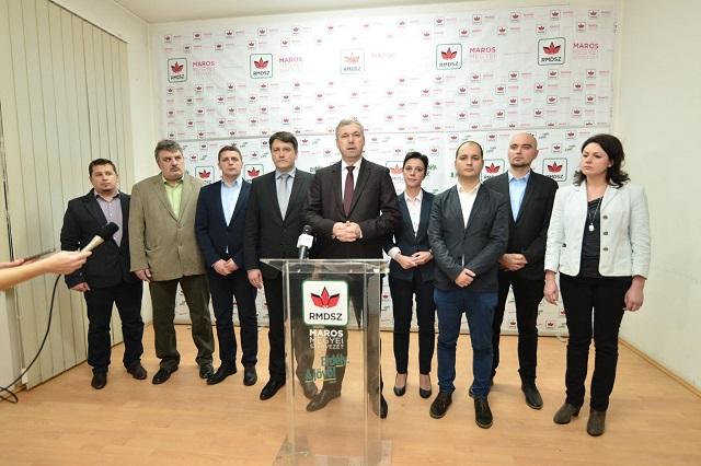 Az RMDSZ nyerte a parlamenti választásokat Maros megyében