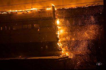 4.000 hegedű semmisült meg a szászrégeni hangszergyár maroshévízi üzemében kiütött tűzben