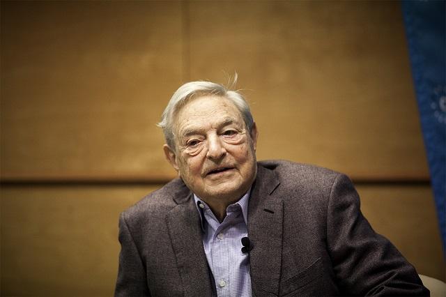 """Soros György: """"Ami Európában zajlik, azért az elitek is felelősek"""""""