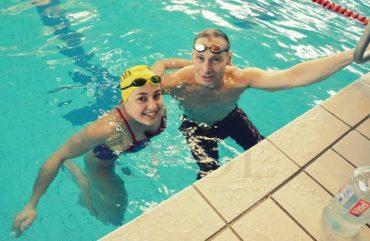 Kolozsváron tanuló marosvásárhelyi nő az első Romániában, aki 24 órán át úszott