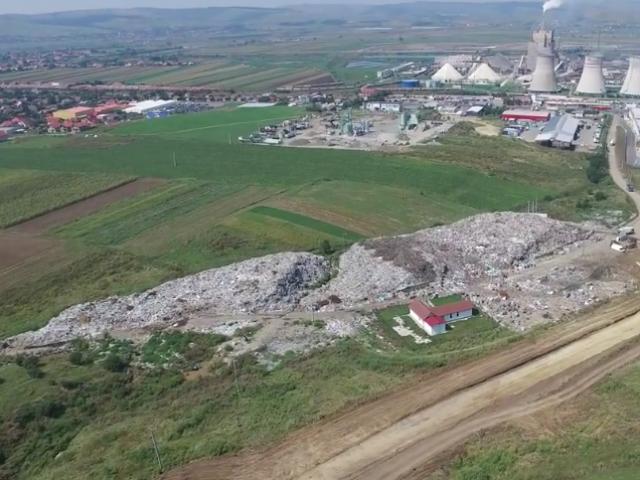 465.000 lej fölötti büntetés és három feljelentés a marosvásárhelyi illegális hulladéktároló miatt