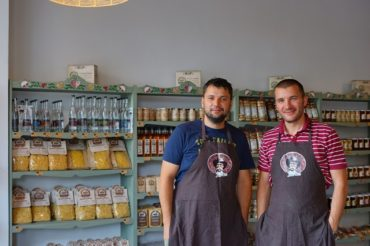 Székelység Bukarest szívében – a János Bácsi hagyományos fűszerüzlet