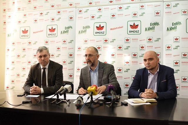 Kelemen Hunor: szekus módszerekkel próbálják megfélemlíteni a magyar közösséget